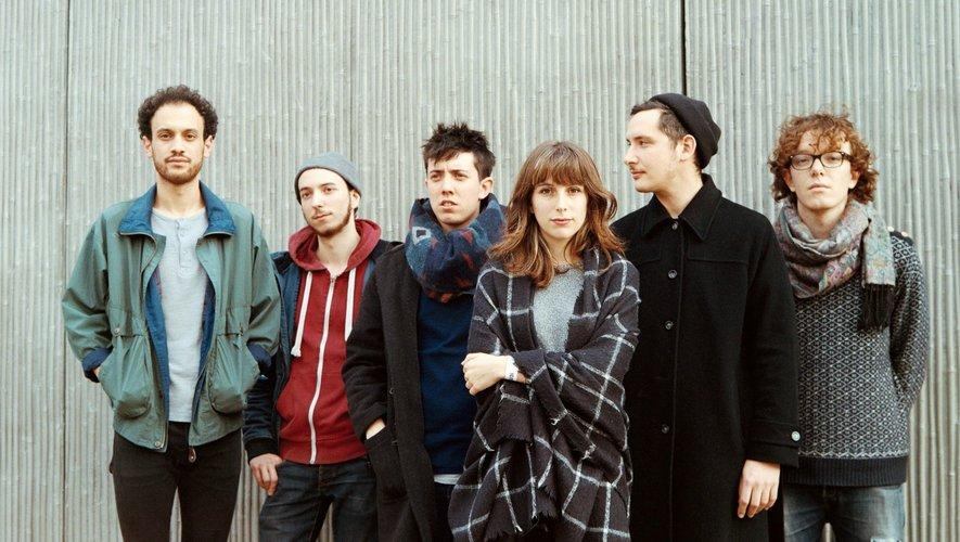 Le groupe Inuït en passe d'exploser sur la scène musicale hexagonale.