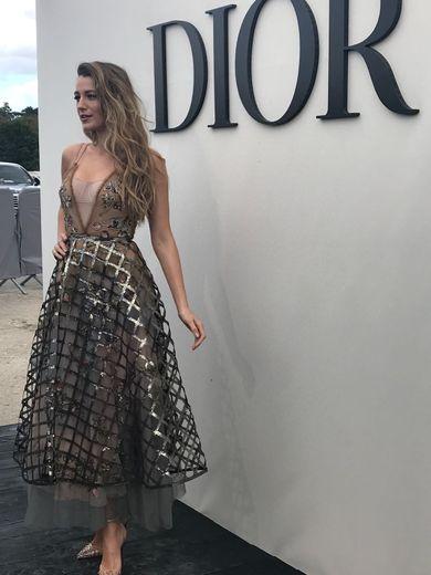 Blake Lively au défilé Dior - Printemps-été 2019 - Paris, le 24 septembre 2018.
