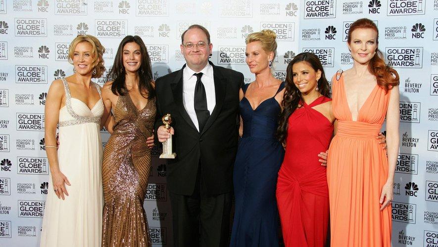 """Marc Cherry a créée la série """"Desperate Houwewives"""" en 2004 pour la chaîne américaine ABC."""