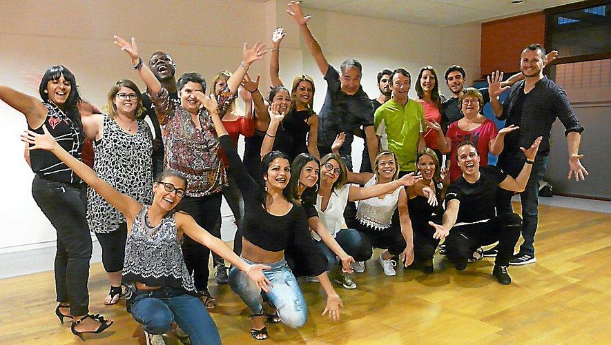 La MJC surfe sur le rythme des danses latines