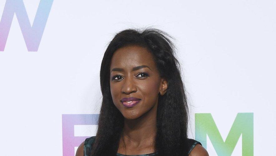 """Hapsatou Sy était chroniqueuse dans l'émission """"Les Terriens du dimanche"""" depuis son lancement en 2017."""