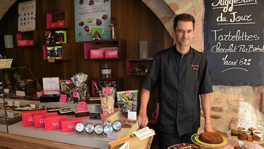 Le chocolatier, Stéphane Alary.