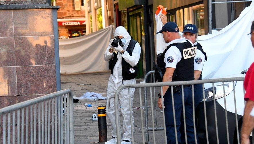 Pascal Filoé avait été poignardé de neuf coups de couteau, à Rodez.