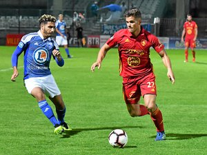 Football : les Ruthénois démarrent en trombe sur le terrain de Pau (1-3)