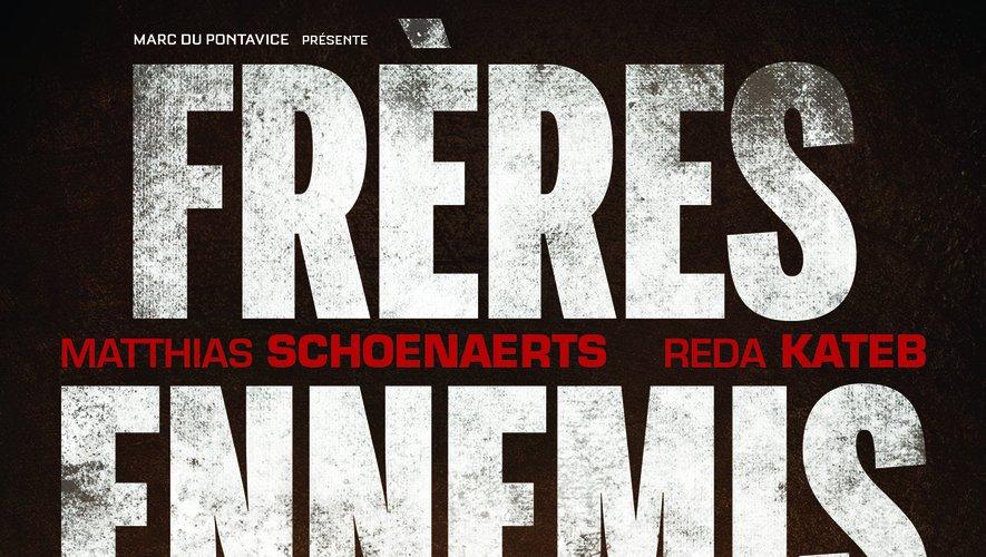 """""""Frères ennemis"""", avec Reda Kateb et Matthias Schoenaerts, sort le 3 octobre au cinéma"""
