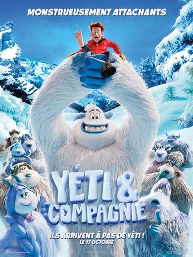 """Le film """"Yéti & Compagnie"""" sortira le 17 octobre prochain en France."""