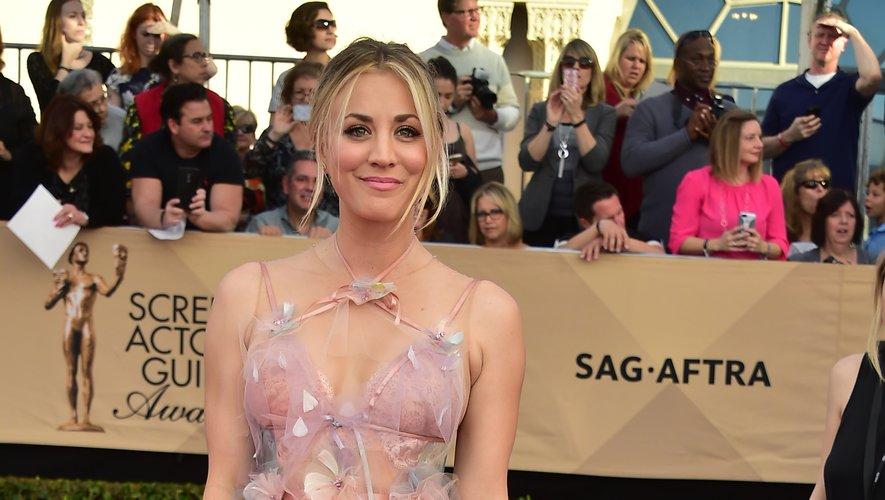 """Kaley Cuoco est à l'affiche de la douzième et ultime saison de """"The Big Bang Theory"""", actuellement en diffusion sur CBS."""