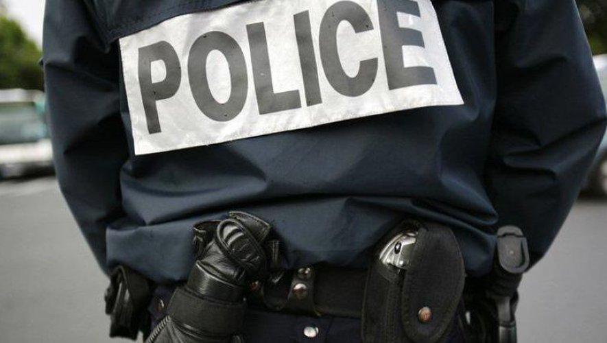 Les deux jeunes individus ont été interpellés en flagrant délit par les policiers de la Bac de jour.