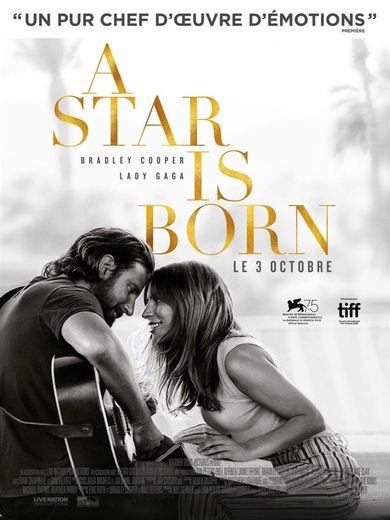 """""""A Star Is Born"""" est sorti le 3 octobre au cinéma"""