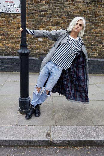 """Le parfum """"Her"""" de Burberry s'inspire de la ville de Londres."""