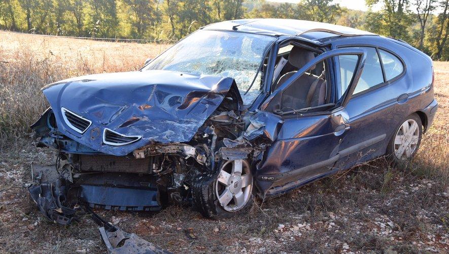 Sébazac-Concourès : une collision fait un blessé léger sur la RD27