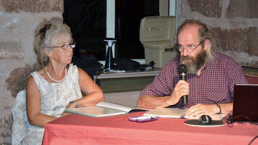 Une conférence animée par Jeannine Ducel et  Lional Dabaré, chercheurs en histoire.
