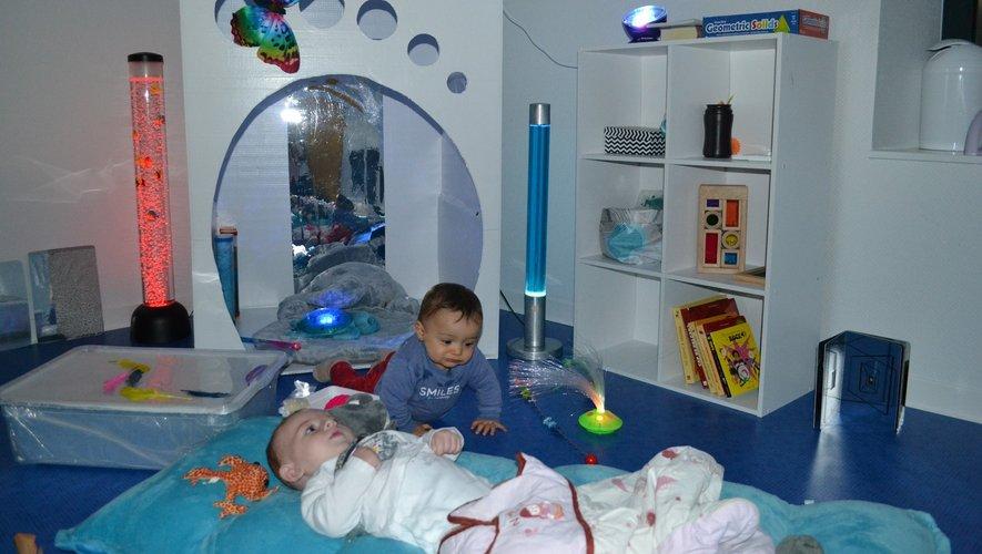 UNE BULLE DE REVES POUR LES ENFANTS