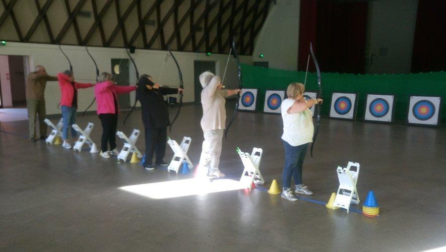 Le tir à l'arc qui allie précision et concentration reste un sport de détente.