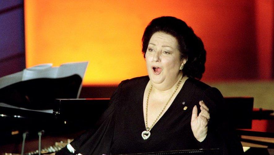 Montserrat Caballe avait brisé les traditions en enregistrant un album avec le chanteur de Queen Freddie Mercury dont une chanson avait été choisie comme hymne des Jeux olympiques de Barcelone en 1992.