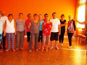 L'atelier qi gong des Retraités sportifs a redémarré ses activités