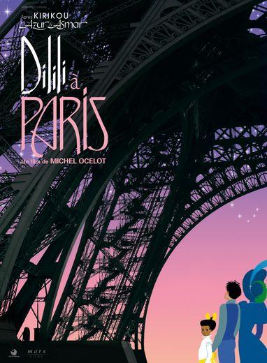 """""""Dilili à Paris"""": le Paris de la Belle Epoque ressuscité par Michel Ocelot"""