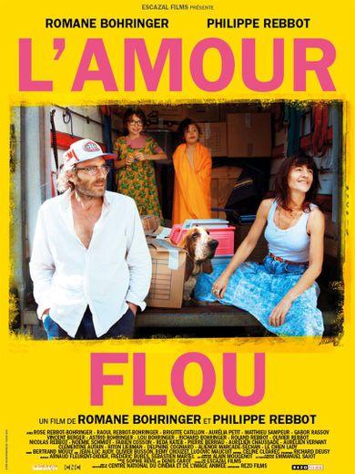 """""""L'Amour Flou"""" de Romane Bohringer et Philippe Rebbot"""