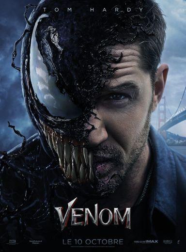 """Il faudra attendre le 10 octobre prochain pour découvrir Tom Hardy dans la peau de """"Venom"""" sur le sol français."""