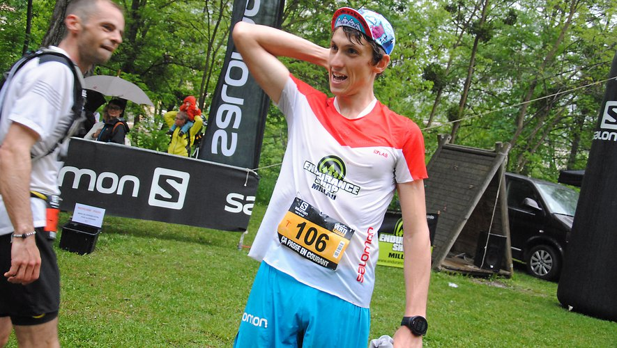 Quentin Raissac remporte le Raspes E Trail