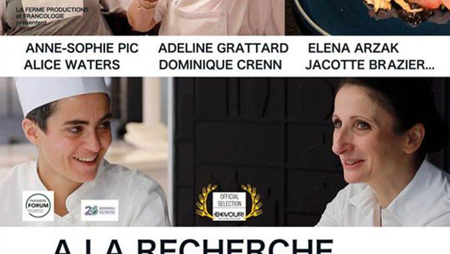 POSTER: 'A la Recherche des Femmes Chefs' de Vérane Frédiani