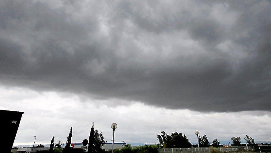 L'épisode de pluies cévenoles va toucher le sud de l'Aveyron.