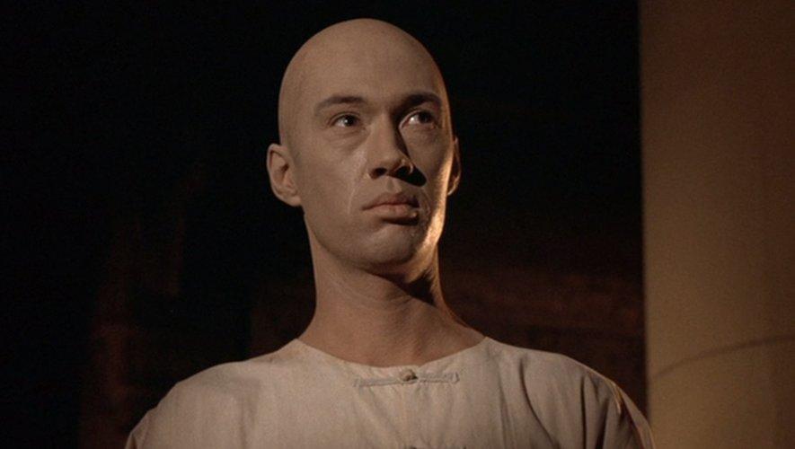 """David Carradine incarnait le personnage principal dans la série """"Kung Fu"""" de 1972 à 1975."""