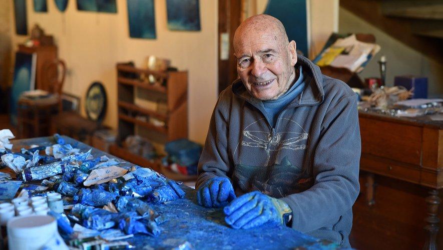 André Laban, né en 1928, avait embarqué en tant qu'ingénieur chimiste à bord de la Calypso en 1952.