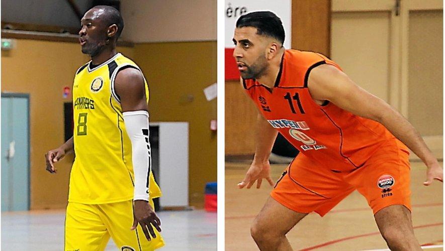 Basket-ball : deux renforts de taille à Rodez