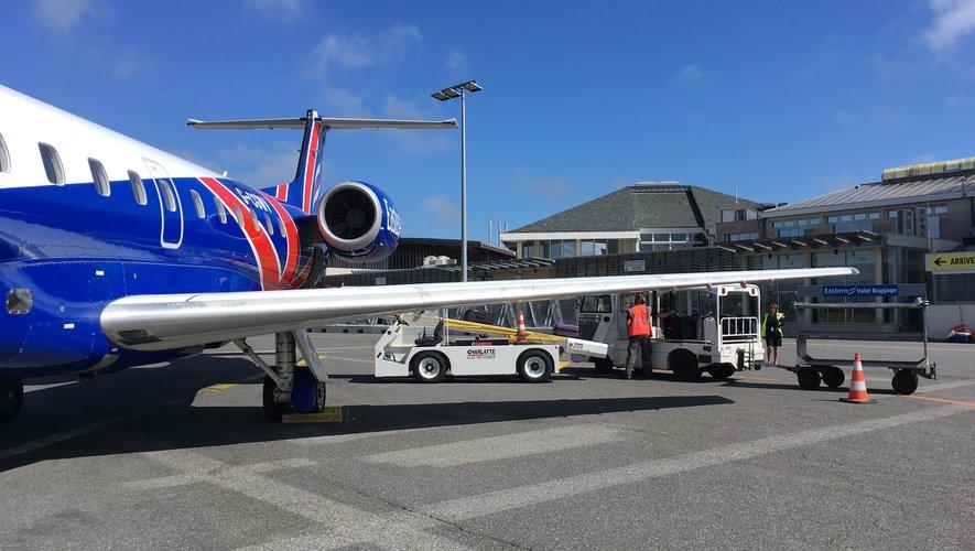 Le vol Rodez-Paris ne décolle pas... pour l'ouverture du marché de Bercy
