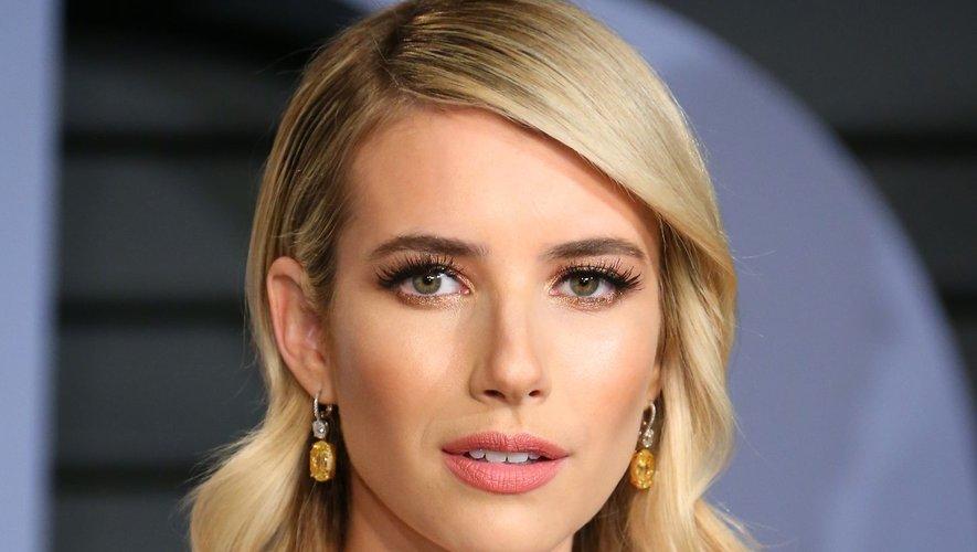 """Emma Roberts prêtera sa voix pour le film d'animation """"UglyDolls"""", attendu le 10 mai 2019 aux Etats-Unis."""
