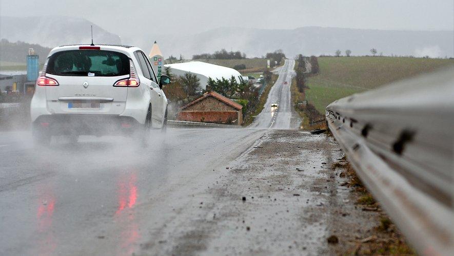 De violents orages s'abattront-ils sur l'Aveyron ce lundi soir ? Le département a été placé en vigilance jaune.