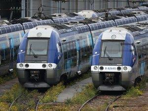 Le TER Rodez-Brive mis à l'arrêt dimanche soir.