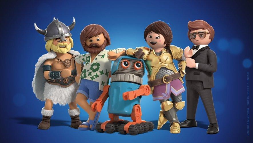 """Playmobil, le film"" sortira en salles en France le 7 août 2019"