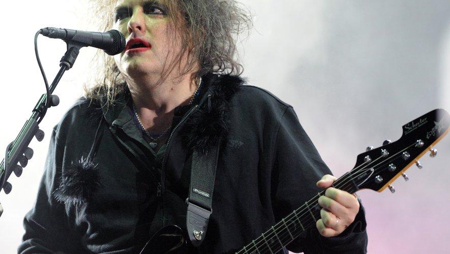 The Cure, mené par Robert Smith, sera l'une des têtes d'affiche du prochain Rock en Seine qui se tiendra du 23 au 25 août