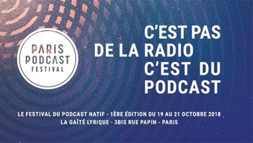 Un premier festival dédié aux podcasts se déroule de vendredi à dimanche à Paris