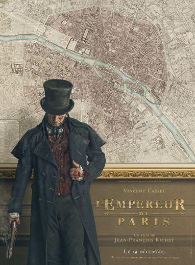 'L'Empereur de Paris' est réalisé par Jean-François Richet.