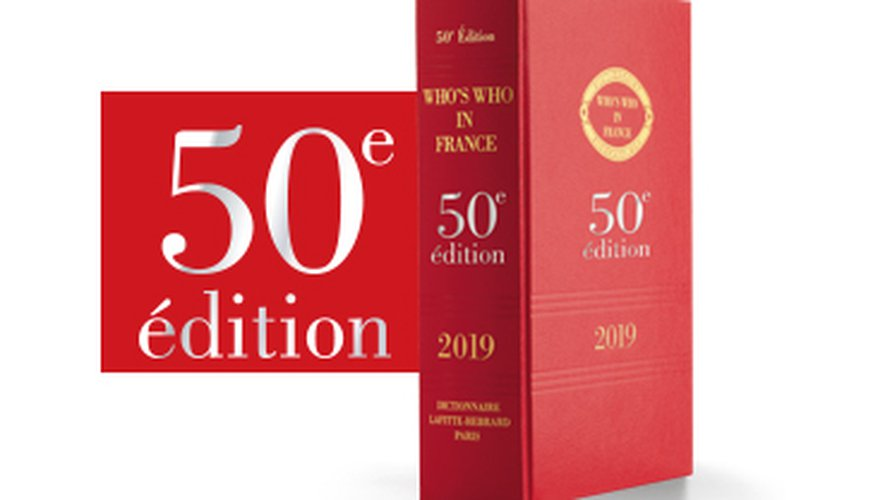 "Le ""Who's Who in France"" sort ce jeudi sa 50e édition en 65 ans"
