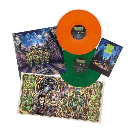 """La musique originale du premier film """"Les Tortues Ninja"""" sortira en vinyle le 19 octobre"""