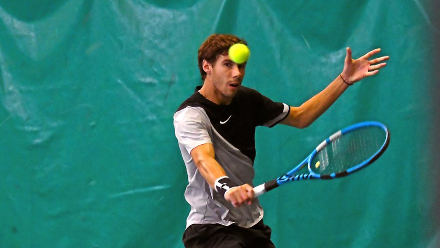 Le tournoi de Rodez se termine ce week-end sur les courts de Vabre.