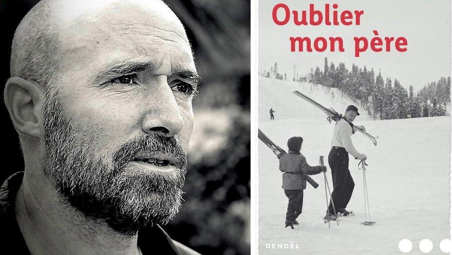 """""""Oublier mon père"""" : rentrée littéraire réussie pour l'Aveyronnais Manu Causse"""
