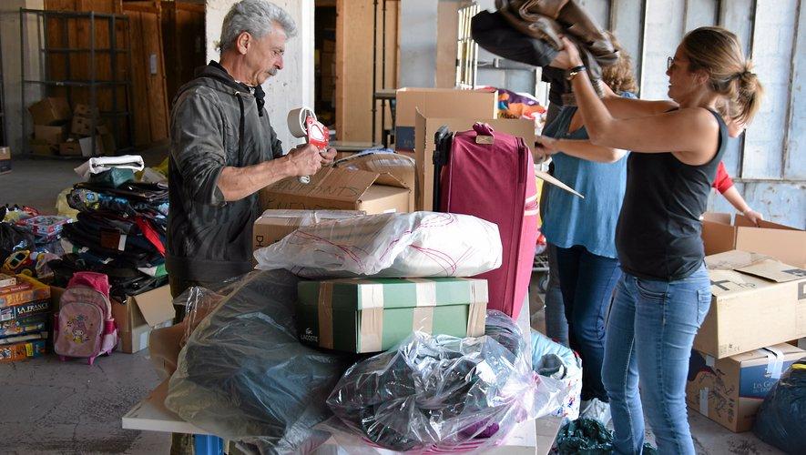 Une collecte pour les sinistrés de l'Aude lancée par l'entreprise de déménagement Ratier