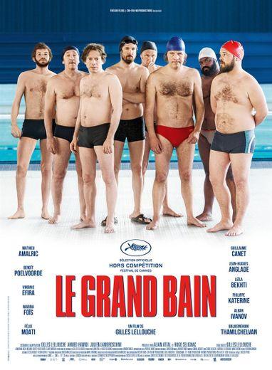 """""""Le Grand Bain"""" de Gilles Lellouche arrive le 24 octobre au cinéma"""