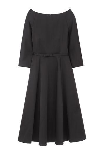 """La robe """"Nicole"""" issue de la collaboration entre Isabelle Wang et la marque 1.2.3."""