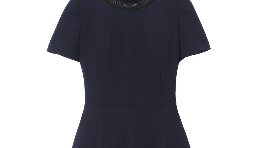 "La robe ""Nikita"" issue de la collaboration entre Isabelle Wang et la marque 1.2.3."