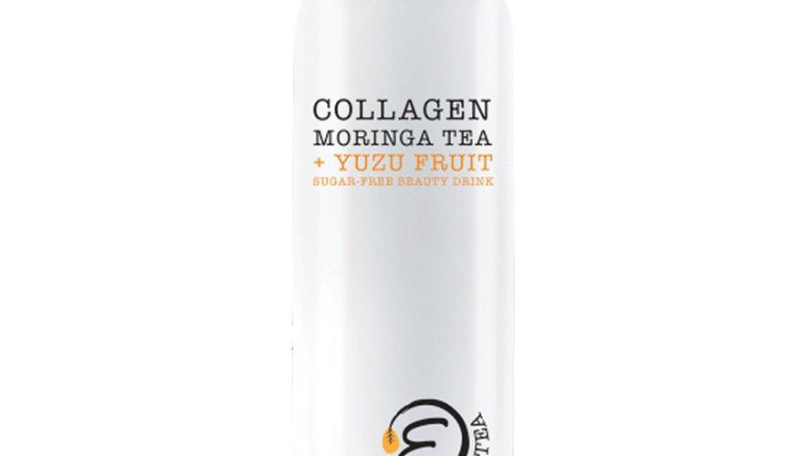 Un thé au collagène pour prendre soin de sa peau