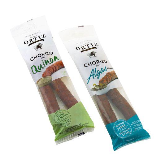 Du chorizo aux algues et au quinoa pour les véganes