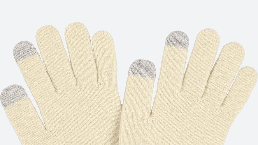 La collection Heattech d'Uniqlo comprend désormais des gants.