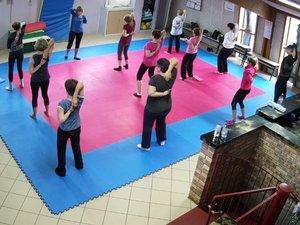 Stretching et boxe anglaise ont le vent en poupe à l'ASPTT.