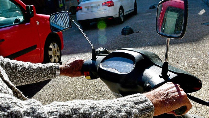 Les aînés révisent  le code de la route